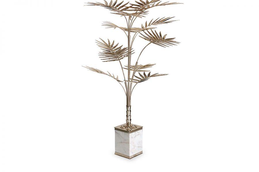 Lámparas de Piso: Piezas poderosas para un proyecto exclusivo   ivete palm tree floor lamp essential home 01 900x600 1