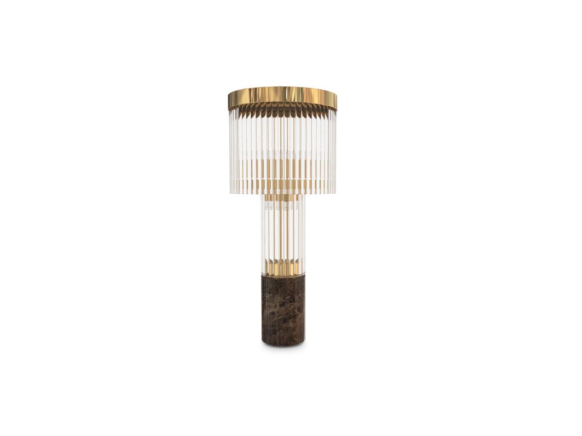 Lámparas de mesa: Piezas exclusivas para un proyecto lujuoso lámparas de mesa Lámparas de mesa: Piezas exclusivas para un proyecto lujuoso luxxu pharo i  table lamp 01 1200x900 1