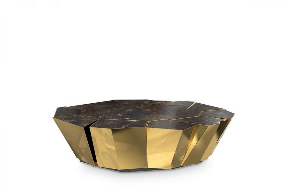 mesas de centro Mesas de Centro: Tendencias de Decoración poderosas y lujuosas lx crackle center table imagem principal 1200x1200 900x600 1