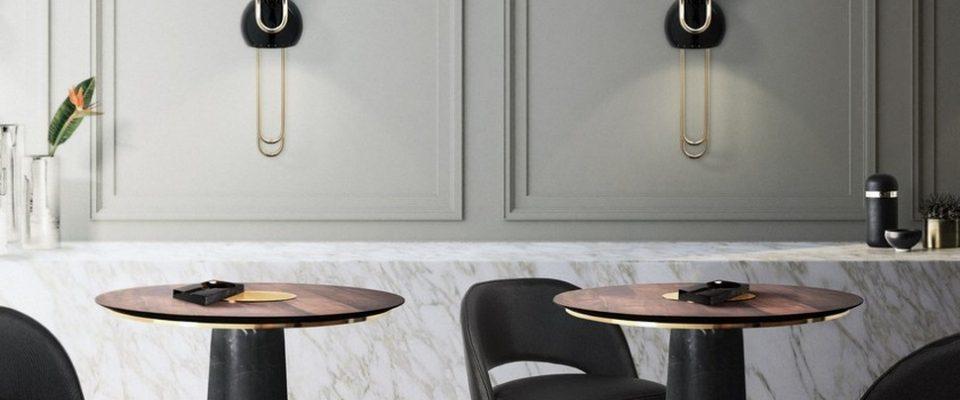Lámparas de Pared: Iluminación lujuosa para un proyecto exclusivo