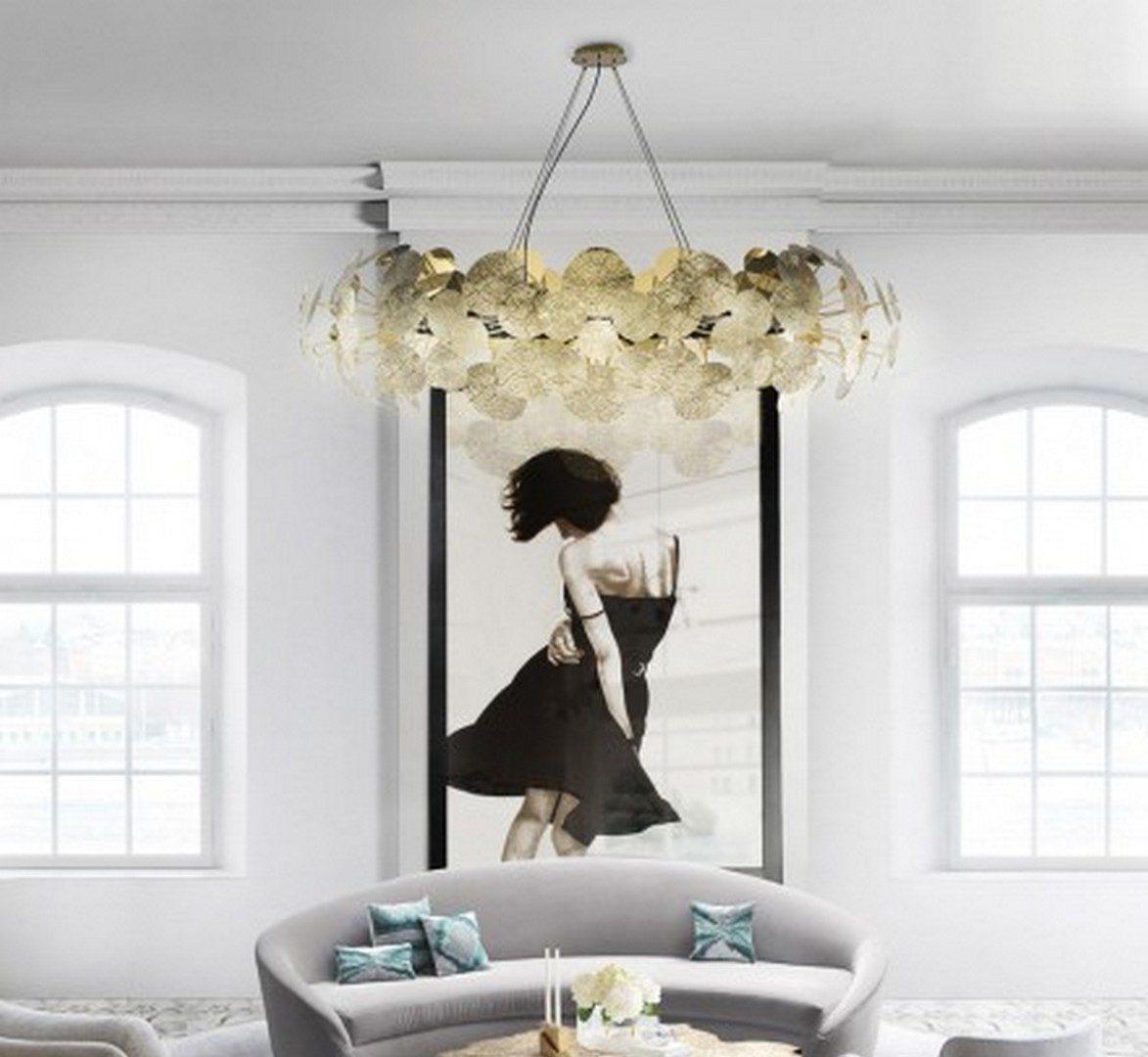 Candelabros elegantes: Piezas exclusivas para un proyecto lujuoso candelabros elegantes Candelabros elegantes: Piezas exclusivas para un proyecto lujuoso newton chandelier by boca do lobo 1 e1610106769350