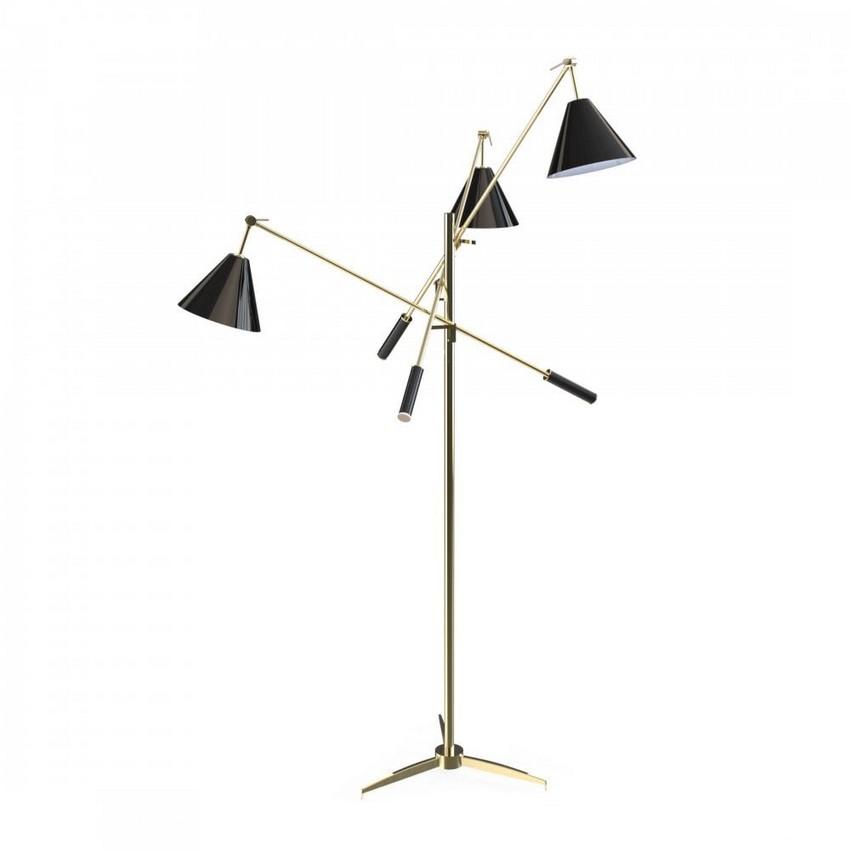 Lámparas de Piso: Piezas poderosas para un proyecto exclusivo   sinatra