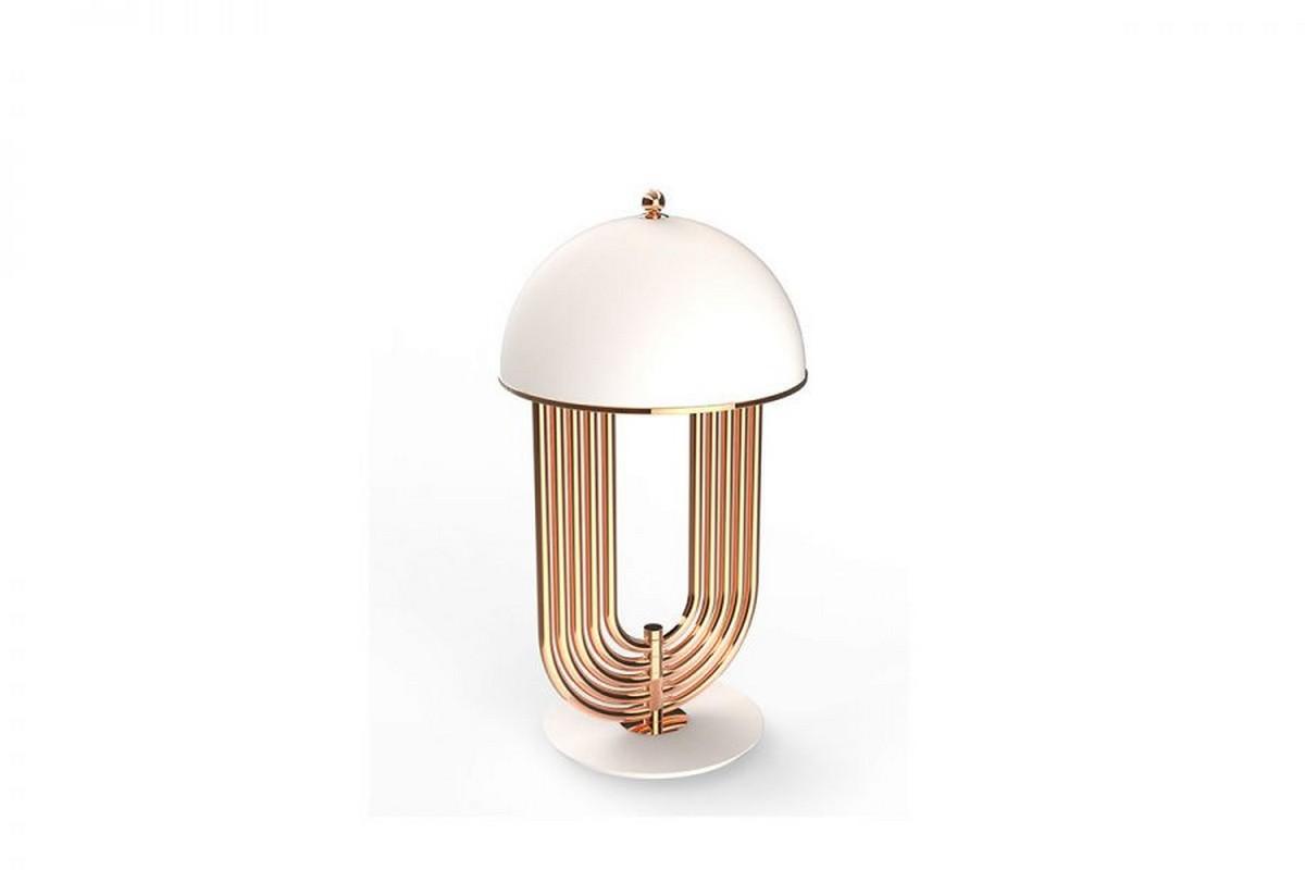 Lámparas de mesa: Piezas exclusivas para un proyecto lujuoso lámparas de mesa Lámparas de mesa: Piezas exclusivas para un proyecto lujuoso turner table lamp delightfull 01 900x600 1