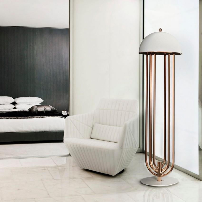 Lámparas de Piso: Piezas poderosas para un proyecto exclusivo   turner