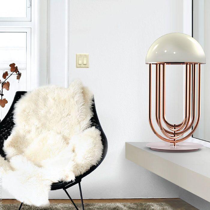 Lámparas de mesa: Ideias poderosas para un proyecto lujuoso lámparas de mesa Lámparas de mesa: Ideias poderosas para un proyecto lujuoso 2 59