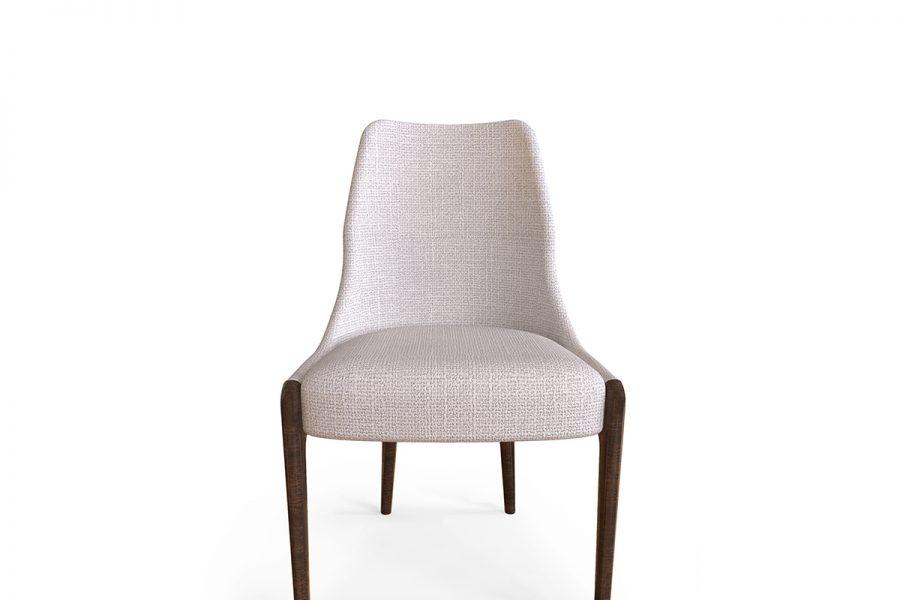 sillas de comedor Sillas de Comedor: Piezas poderosas para un proyecto elegante CaffeLatte Moka Armchair 01 900x600 1