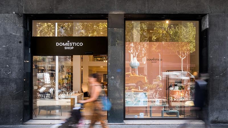 Showrooms en Barcelona: Importantes ideas para inspirar un proyecto showrooms Showrooms en Barcelona: Importantes ideas para inspirar un proyecto Domestico Shop