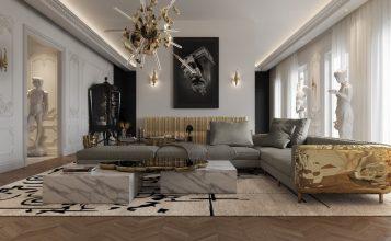 Casa lujuosa en Paris: Un ático de millones de Boca do Lobo casa lujuosa Casa lujuosa en Paris: Un ático de millones de Boca do Lobo Featured 1 357x220