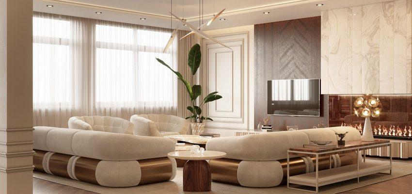 Casa lujuosa en Mónaco: Un ático moderno y contemporáneo de Millones