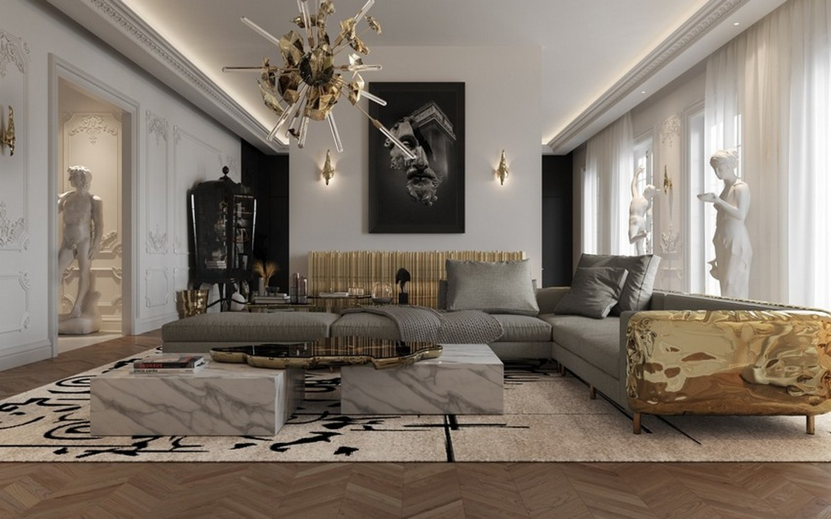 Casa lujuosa en Paris: Un ático de millones de Boca do Lobo casa lujuosa Casa lujuosa en Paris: Un ático de millones de Boca do Lobo WhatsApp Image 2021 02 08 at 08