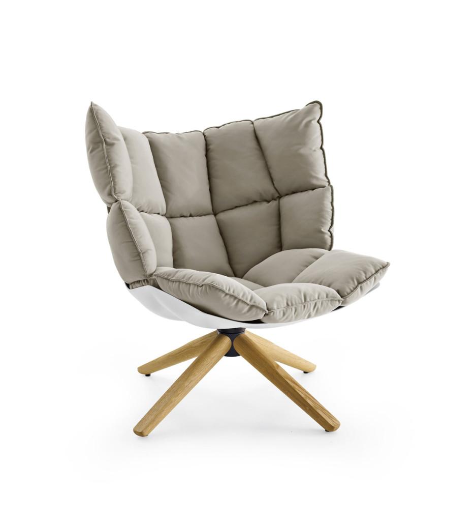 Sillónes poderosos: Ideas para un proyecto lujuoso y moderno   armchair Husk BB Italia 011 935x1024 1
