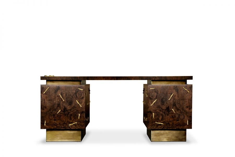 mesas de oficina Mesas de Oficina lujuosas: Ideas para un proyecto Moderno baraka desk brabbu 01 900x600 1