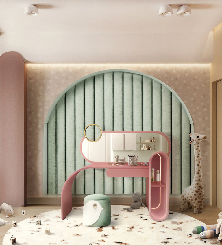 Mesas de Oficina lujuosas: Ideas para un proyecto Moderno mesas de oficina Mesas de Oficina lujuosas: Ideas para un proyecto Moderno bubble gum desk circu magical furniture 2