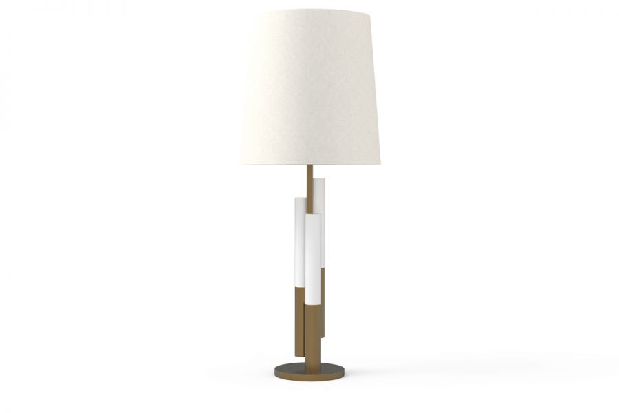 Lámparas de Mesa: Piezas poderosas para un proyecto elegante lámparas de mesa Lámparas de Mesa: Piezas poderosas para un proyecto elegante caffe latte winnow table lamp 01 900x600 1