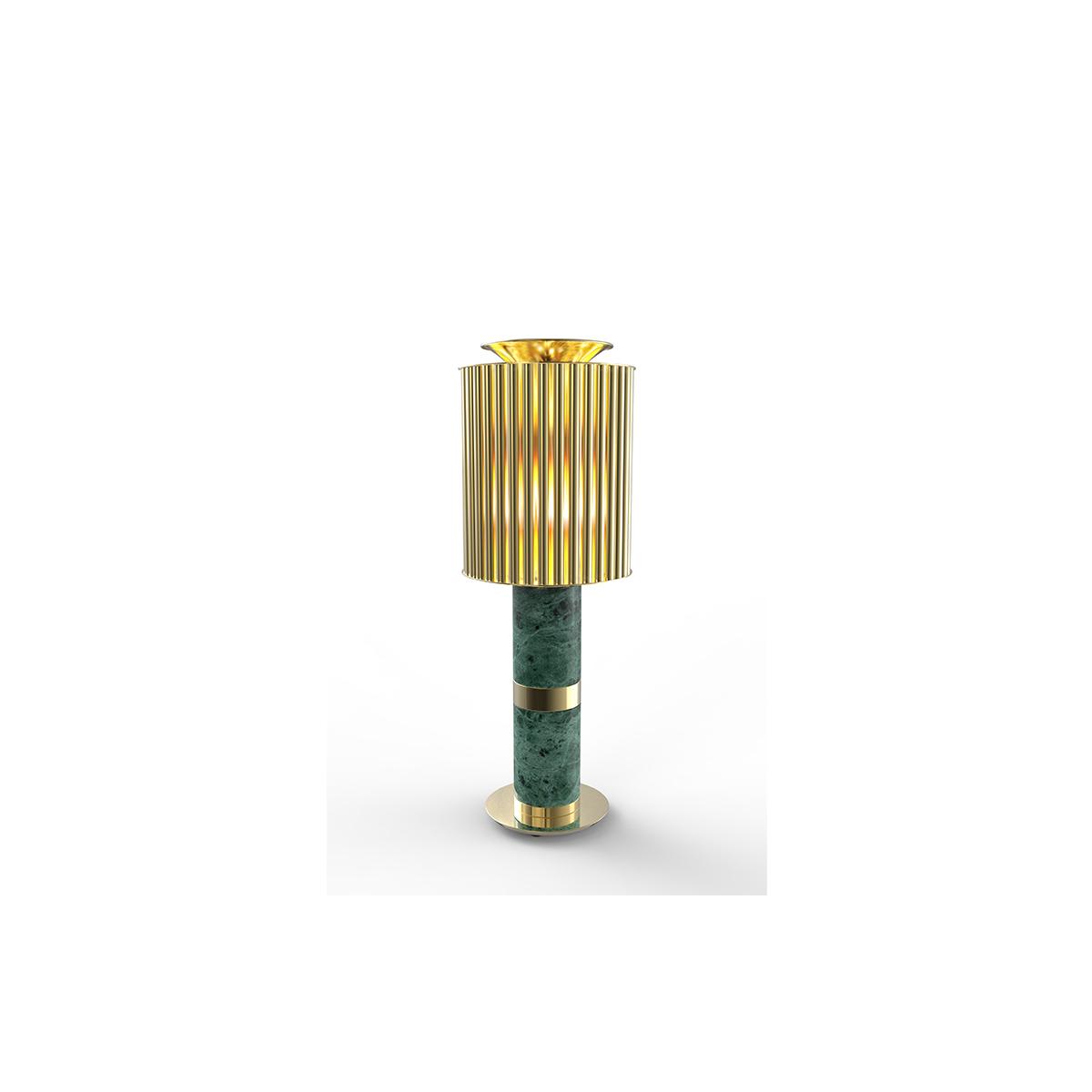 Lámparas de Mesa: Piezas poderosas para un proyecto elegante lámparas de mesa Lámparas de Mesa: Piezas poderosas para un proyecto elegante donna table lamp delightfull 03