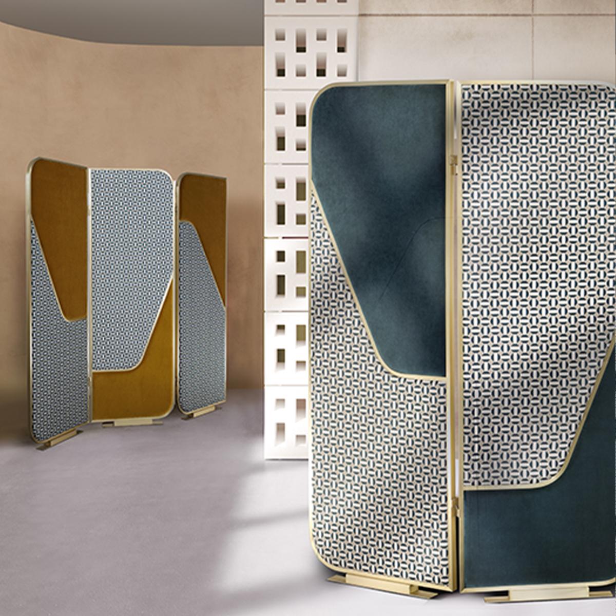 Pantallas Lujuosas: Ideas exclusivas para un proyecto moderno pantallas lujuosas Pantallas Lujuosas: Ideas exclusivas para un proyecto moderno essentialhome giulietta screen 1