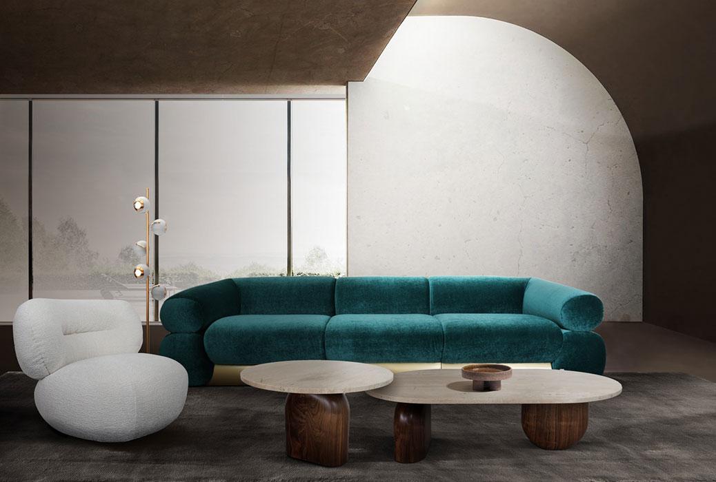 Sofas lujuosos: Ideas para una Sala de estar poderosa y elegante sofas lujuosos Sofas lujuosos: Ideas para una Sala de estar poderosa y elegante fitzgerald modular sofa 2 1