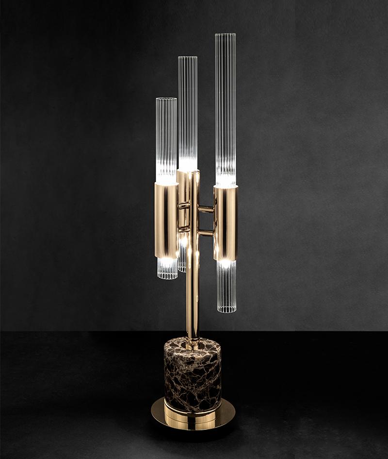Lámparas de Mesa: Piezas poderosas para un proyecto elegante lámparas de mesa Lámparas de Mesa: Piezas poderosas para un proyecto elegante img 1