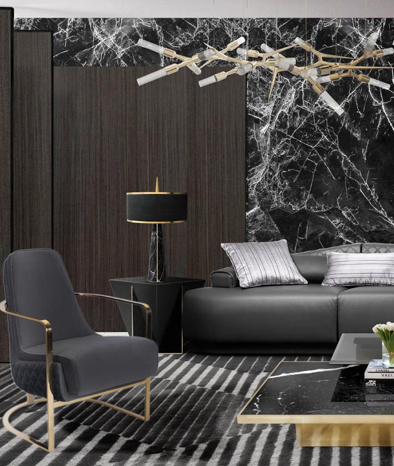lámparas de mesa Lámparas de mesa: Ideas lujuosas para un proyecto elegante img 5 1