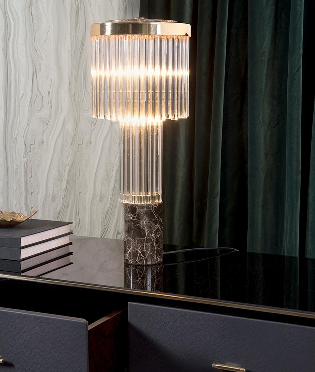 Lámparas de Mesa: Piezas poderosas para un proyecto elegante lámparas de mesa Lámparas de Mesa: Piezas poderosas para un proyecto elegante img 5