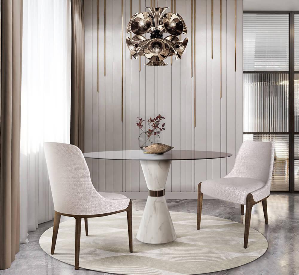 Sillas de Comedor: Piezas poderosas para un proyecto elegante sillas de comedor Sillas de Comedor: Piezas poderosas para un proyecto elegante moka dining chair 1
