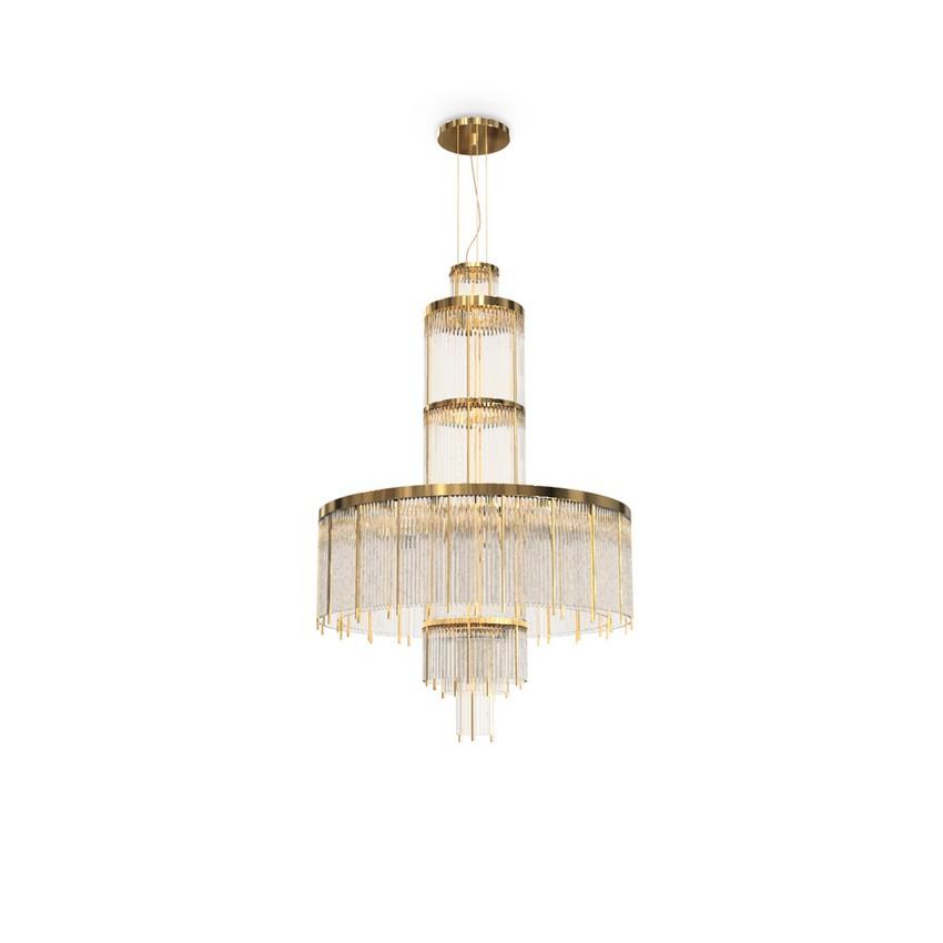 Candelabros poderosos: Ideas lujuosas para un proyecto exclusivo candelabros poderosos Candelabros poderosos: Ideas lujuosas para un proyecto exclusivo pharo chandelier luxxu 01