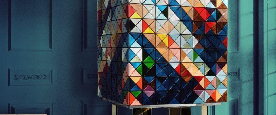 Diseño de Gabinetes: Ideas poderosas de interiores modernos