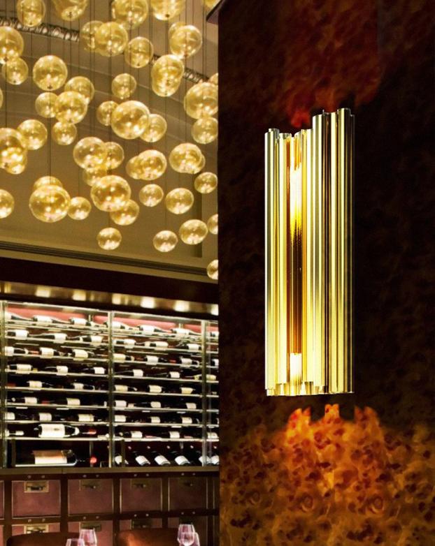 Lámparas de Pared: Ideas modernas poner en un espacio poderoso lámparas de pared Lámparas de Pared: Ideas modernas poner en un espacio poderoso 3 6