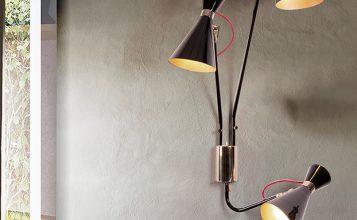 Lámparas de Pared: Ideas modernas poner en un espacio poderoso lámparas de pared Lámparas de Pared: Ideas modernas poner en un espacio poderoso 6 6 357x220