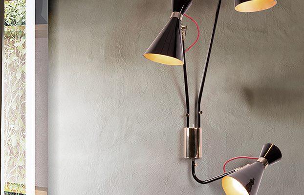 Lámparas de Pared: Ideas modernas poner en un espacio poderoso lámparas de pared Lámparas de Pared: Ideas modernas poner en un espacio poderoso 6 6 622x400