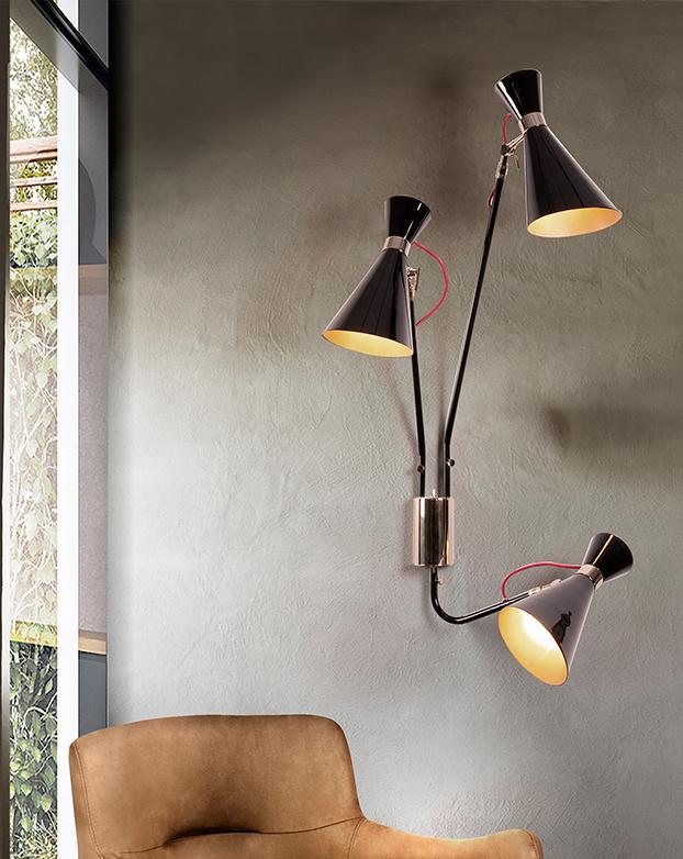 Lámparas de Pared: Ideas modernas poner en un espacio poderoso lámparas de pared Lámparas de Pared: Ideas modernas poner en un espacio poderoso 6 6