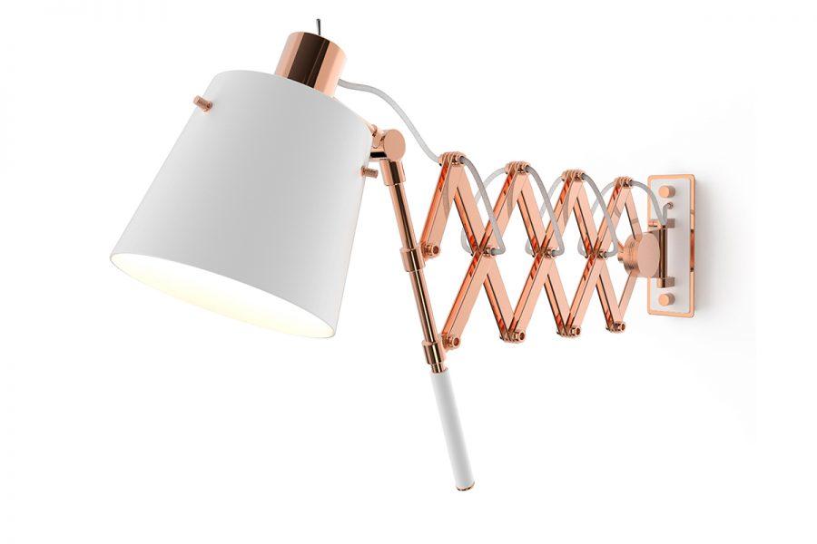Lámparas de Pared: Ideas modernas poner en un espacio poderoso. lámparas de pared Lámparas de Pared: Ideas modernas poner en un espacio poderoso DELIGHTFULL PASTORIUS WALL 900x600 1