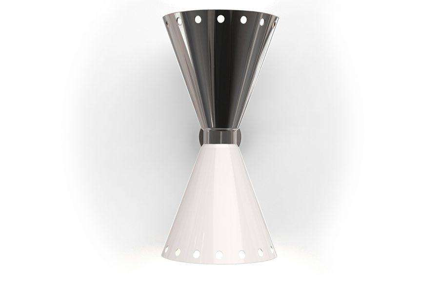 Lámparas de Pared: Ideas modernas poner en un espacio poderoso lámparas de pared Lámparas de Pared: Ideas modernas poner en un espacio poderoso DELIGHTFULL PIAZZOLLA WALL 900x600 1
