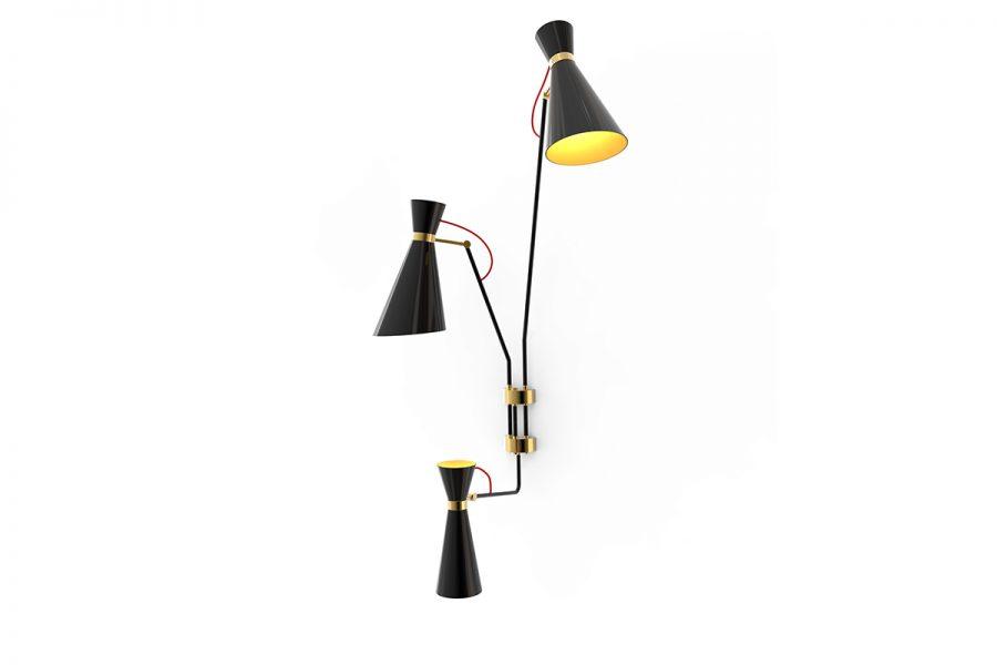 Lámparas de Pared: Ideas modernas poner en un espacio poderoso lámparas de pared Lámparas de Pared: Ideas modernas poner en un espacio poderoso DELIGHTFULL SIMONE WALL LAMP 900x600 3