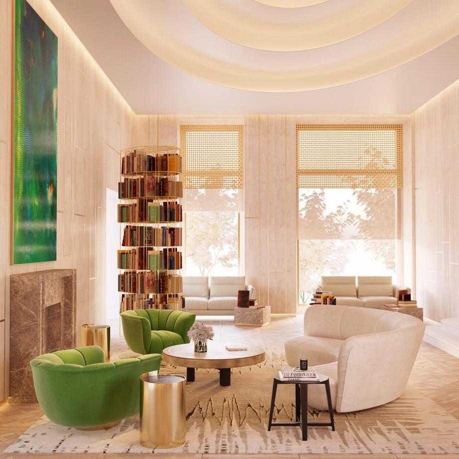 Diseño de Interiores Barcelona: Proyectos Modernos y Exclusivos diseño de interiores Diseño de Interiores Barcelona: Proyectos Modernos y Exclusivos JAIME BERSATIAN 1