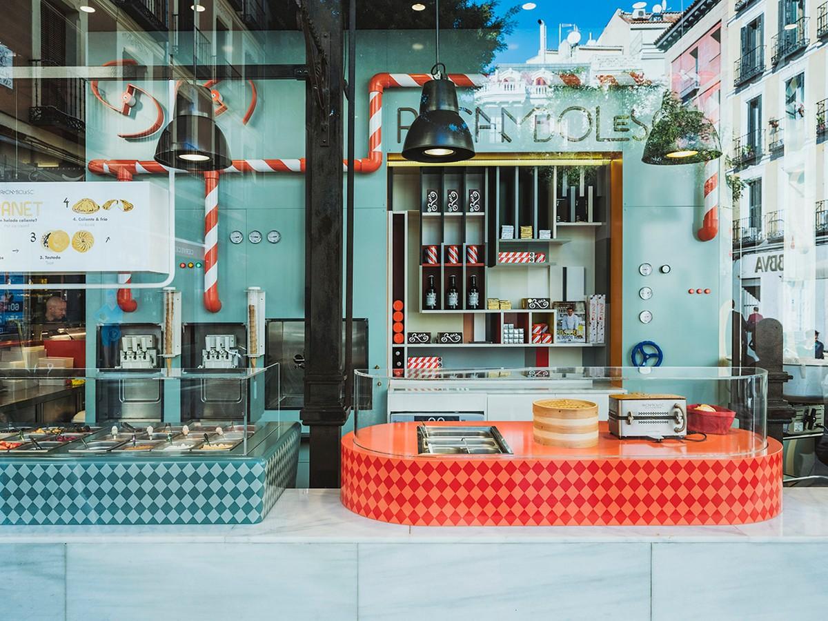 Diseño de Interiores Barcelona: Proyectos Modernos y Exclusivos diseño de interiores Diseño de Interiores Barcelona: Proyectos Modernos y Exclusivos Tarruella TRENCH