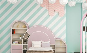 Casa Lujuosa en Hong-Kong: Dormitório para Niños mágico Ático lujuoso Ático lujuoso: Una casa poderosa con un estilo de medio de siglo i6NzEZ3A 1 357x220