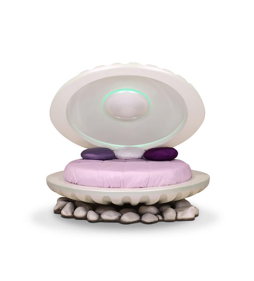 diseño para niños Diseño para Niños: Juega y Aprende con estes proyectos perfectos mermaid bed circu magical furniture 1