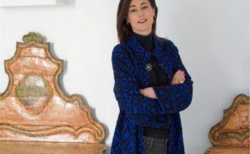 Ines Benavides: Una lujuosa Diseñadora de interiores en Madrid