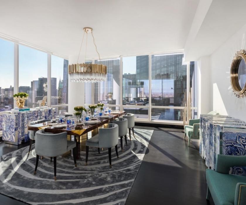 Apartamento de lujo en Nueva Yorque: Un proyecto estupendo