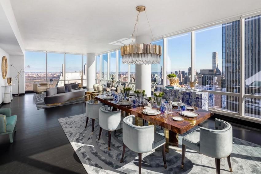 Apartamento de lujo en Nueva Yorque: Un proyecto estupendo apartamento de lujo Apartamento de lujo en Nueva Yorque: Un proyecto estupendo COVET NYC 10