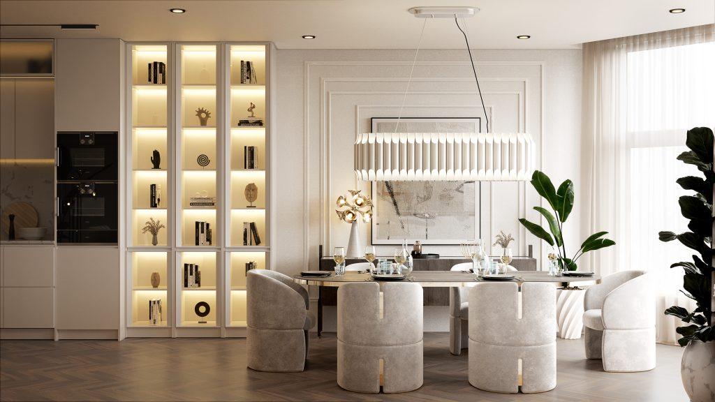 Ático lujuoso: Una casa poderosa con un estilo de medio de siglo Ático lujuoso Ático lujuoso: Una casa poderosa con un estilo de medio de siglo Home Tour A Modern House in New York That Will Make Your Eyes Light Up 1