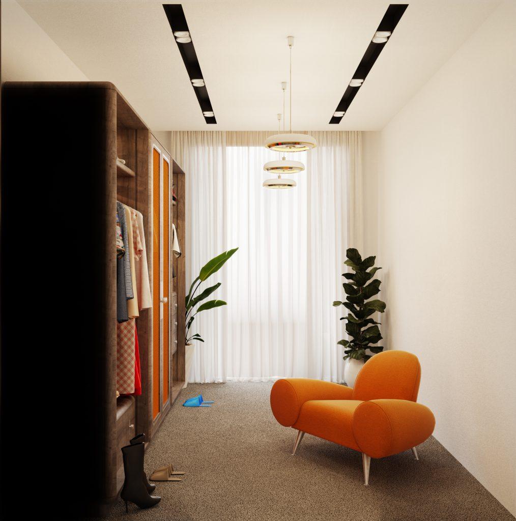 Ático lujuoso: Una casa poderosa con un estilo de medio de siglo Ático lujuoso Ático lujuoso: Una casa poderosa con un estilo de medio de siglo Home Tour A Modern House in New York That Will Make Your Eyes Light Up 10
