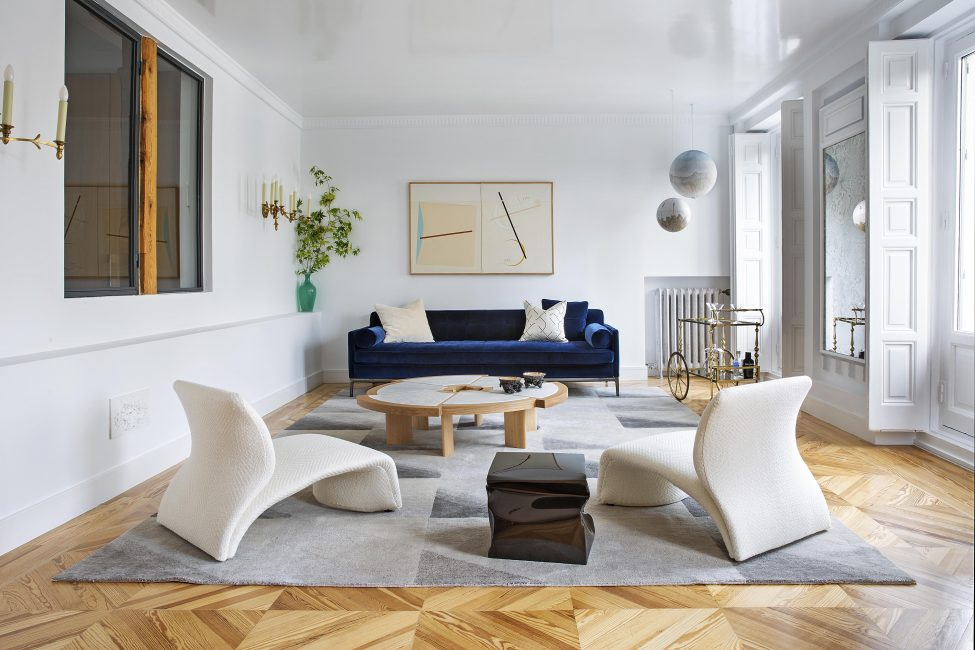 Ines Benavides: Una lujuosa Diseñadora de interiores en Madrid ines benavides Ines Benavides: Una lujuosa Diseñadora de interiores en Madrid Ines benavides 1