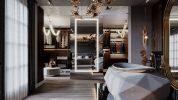 Interiores Lujuosos: Un Ático clásico y moderno Diseñado por K.A. Interior Design interiores lujuosos Interiores Lujuosos: Un Ático clásico y moderno Diseñado por K.A. Interior Design 4 178x100