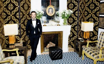 Lorenzo Castillo: Un Diseñador de Interiores lujuoso y elegante