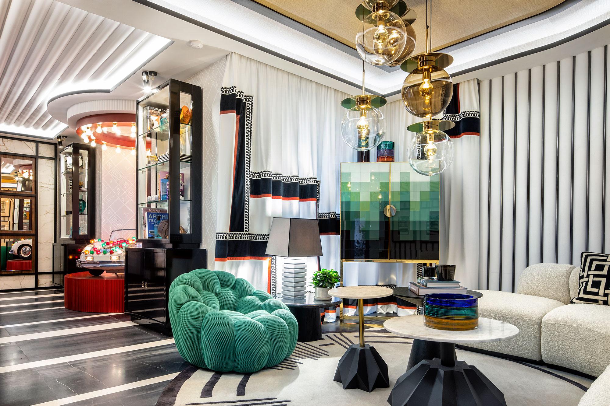 Casa Decor 2021: Diseño de Interior lujuoso de Diseñadores poderosos casa decor 2021 Casa Decor 2021: Diseño de Interior lujuoso de Diseñadores poderosos Alberto Aranda