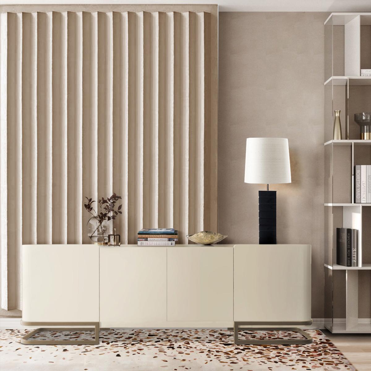 Diseño de Interiores: Edición de proyectos modernos en Instagram