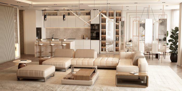 Diseño de interiores: una Coleción exclusiva y moderna