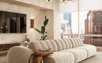 Muebles poderosos: descuentos especiales esta semana en piezas de Asientos muebles poderosos Muebles poderosos: descuentos especiales esta semana en piezas de Asientos cassia modular sofa 357x220